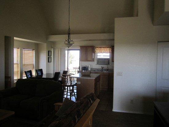 Hilton Scottsdale Resort & Villas : Living Area