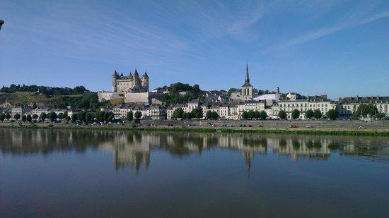 Mercure Bords de Loire Saumur : View from room