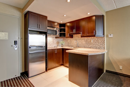 Best Western Plus Toronto North York Hotel & Suites: Kitchenette Suite