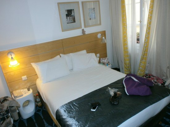Hotel Lorette - Astotel : bed