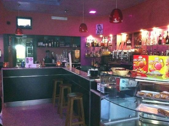 Mercato San Severino, Italy: vintagecafe loungebar