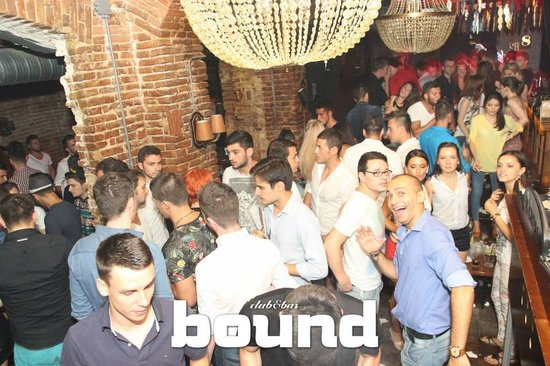 Bound Club & Bar : party