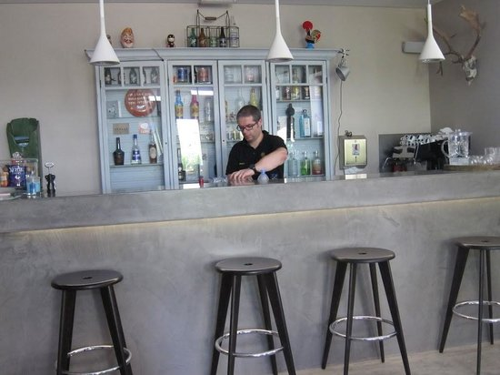 Fazenda Nova Country House: Ricardo the sommelier