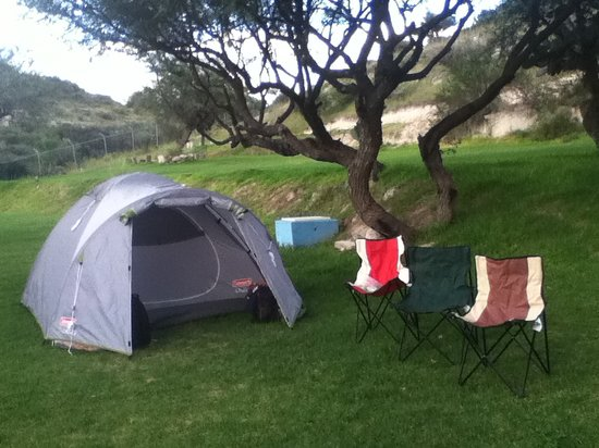 Xote Parque Acuatic Camping: Camping