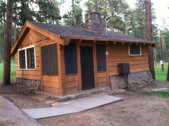 Blue Bell Lodge: Cabin