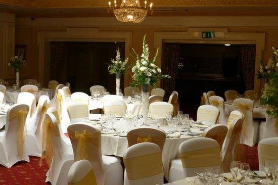 Park House Hotel: Wedding Layout