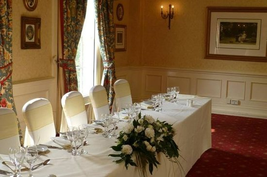 Park House Hotel: Top table