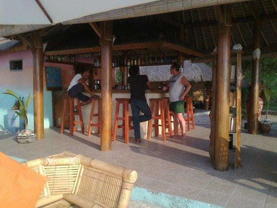 Mirage Sunset Bar: Quiet afternoon
