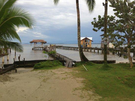 Hotel Tierra Verde: Hotel grounds