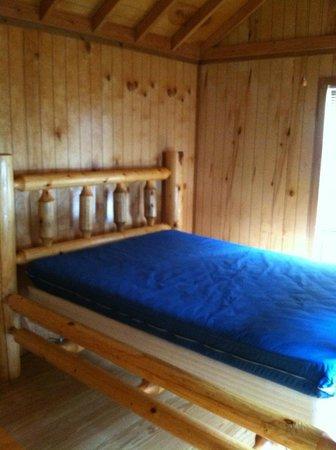 Devils Tower KOA : bedroom