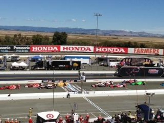 Sonoma Raceway: Drivers - start your engines!