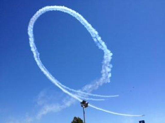 Sonoma Raceway: Pre race - precision jets