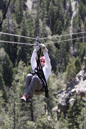 Wrightwood, CA: It is not scary