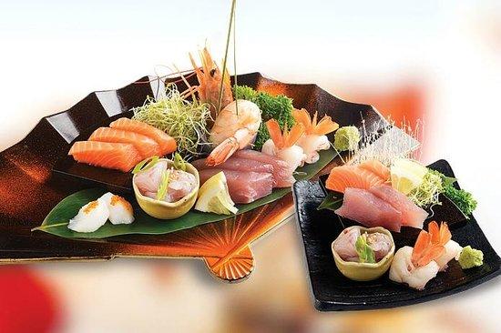 Musashi Japanese Cuisine - St Heliers: Sashimi (Medium)