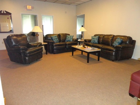 The Greens Inn : Common Area