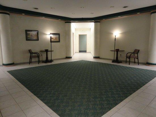 The Greens Inn : Lobby Area