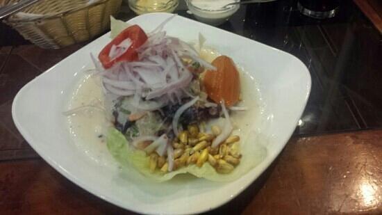 Pantaleon Restaurant : Ceviche