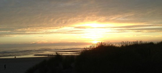 Inn at Haystack Rock: Canon Beach sunset