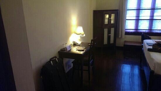 Hotel Khamvongsa: my room