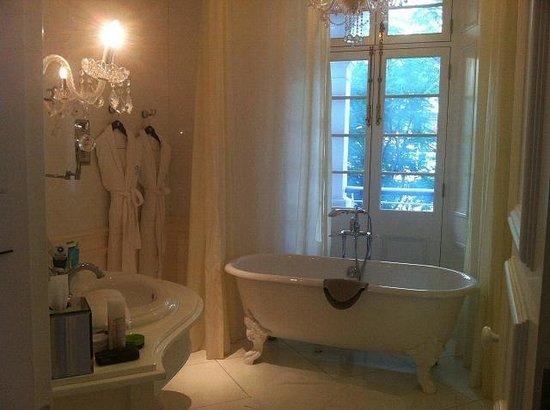 Hullett House : バスルーム