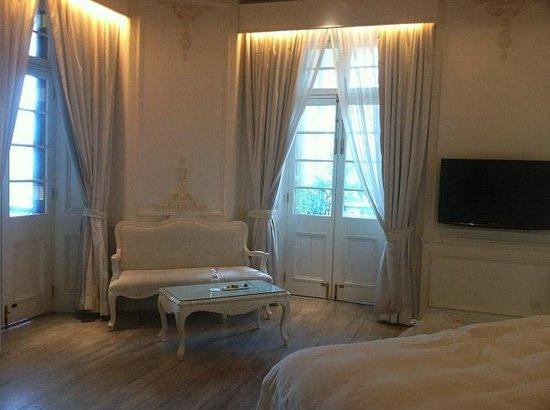Hullett House : 部屋