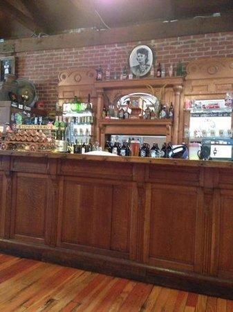 O'Toole's Pub : The bar area.