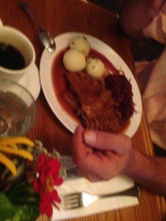 Mountain Brauhaus Restaurant : delicious