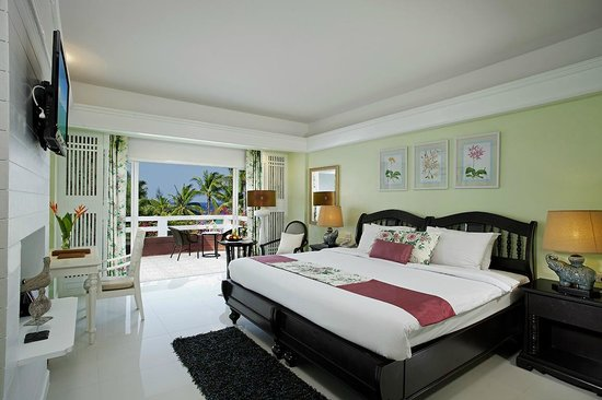 Thavorn Palm Beach Resort: Deluxe Room