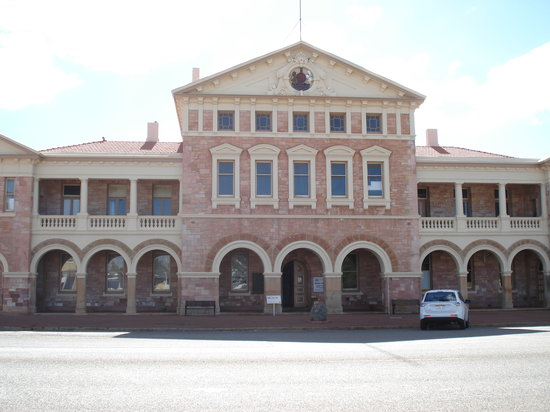 ‪Goldfields Exhibition Museum‬