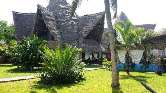 Tamani Jua Tao Resort: Le nostre camere