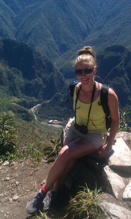 Inca Land Adventures Day Tours: View from the top of Machu Picchu Mountain