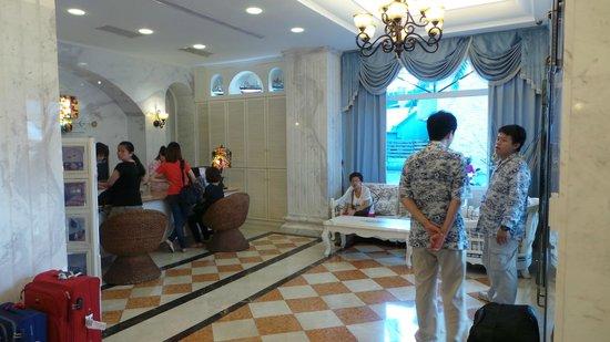 โรงแรม เบย์วิว: Hotel Lobby