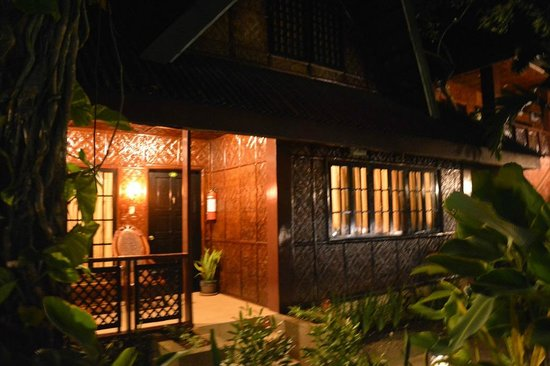 Our Room Villa Night Picture Of Alona Tropical Beach