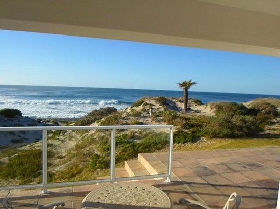 Oystercatcher Lodge: Our view of the Atlantic