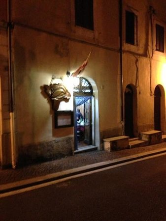 San Polo dei Cavalieri, Italy: L'ingresso