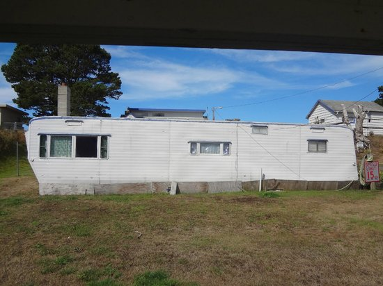 Grayland Motel and Cottages: Cabin view