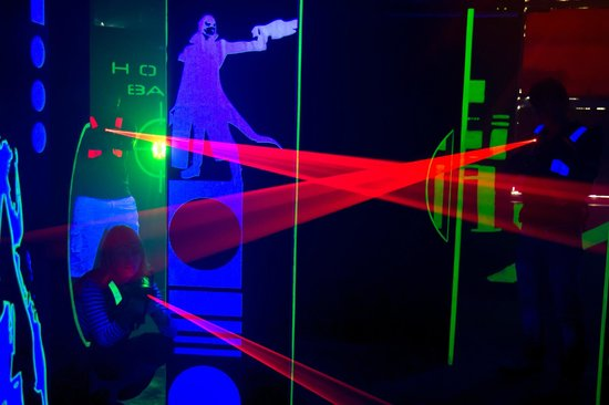 Home - Spider Laser Game by Laserworld - interactive laser game ...