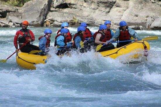 Chinook Rafting : Rafting