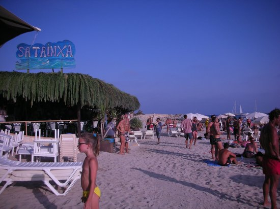 Hostal Costa, Ibiza: Playa Satrinxa