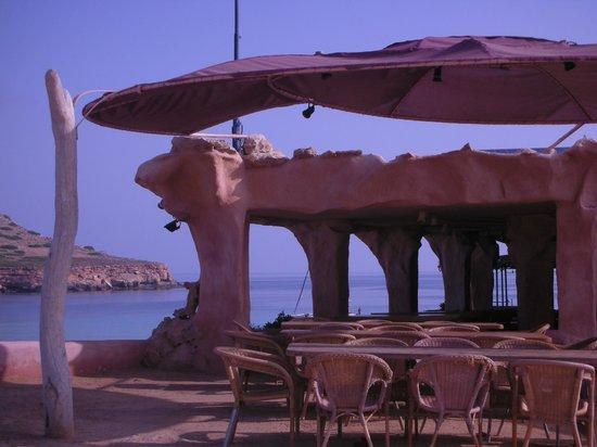 Hostal Costa, Ibiza: Playa Cala Conta