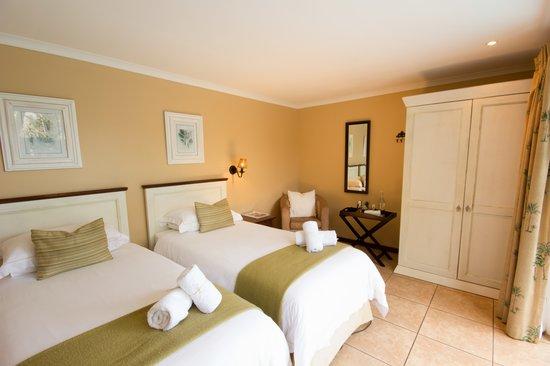 Aziza Guest House: Garden Room 2