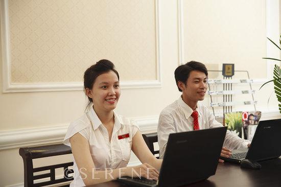 Hue Serene Palace Hotel: hotel