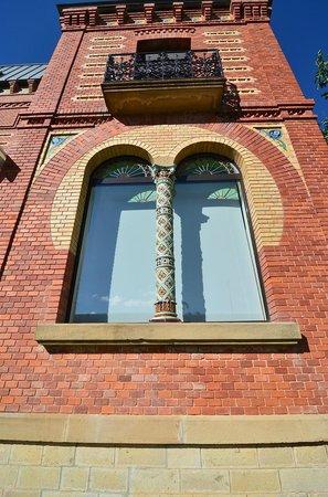 Villa Clementina Hotel: ventana de comedor