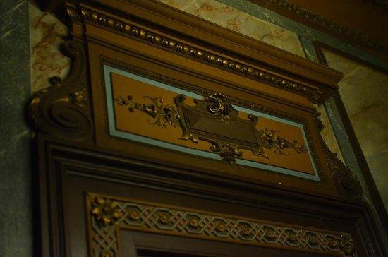 Villa Clementina Hotel: detalle