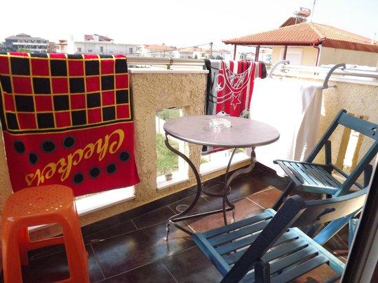 Hotel Lilalo: Balcony