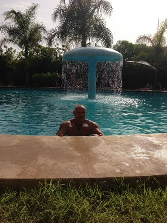 Marrakesh Garden : piscina