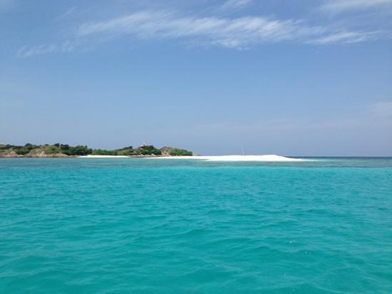 Redang Island Resort: sea view