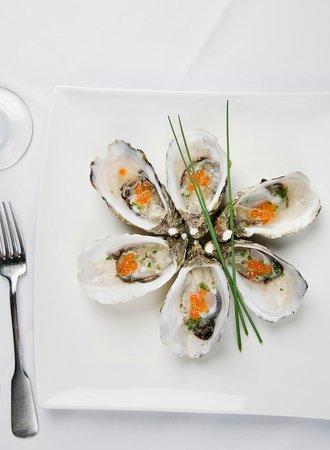 Lenzerheide Restaurant : Oysters