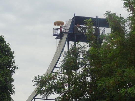 Caneva - The Aquapark: The Devils Ride