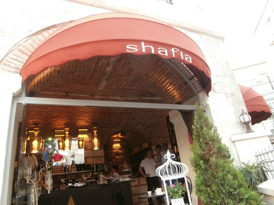 Shafia Handmade Chocolate&Coffee: no2